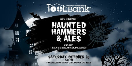 Haunted Hammers & Ales 2019 tickets