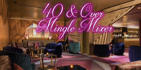 40 & Over Singles Social Mixer In NYC tickets