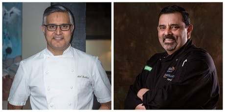 Atul Kochhar's Chef Series with Cyrus Todiwala OBE DL at Kanishka tickets