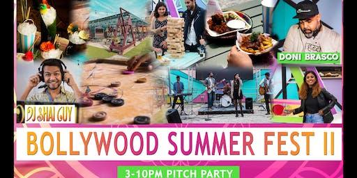Pitch Stratford and Bombay Funkadelic presents:  BOLLYWOOD SUMMER FEST II