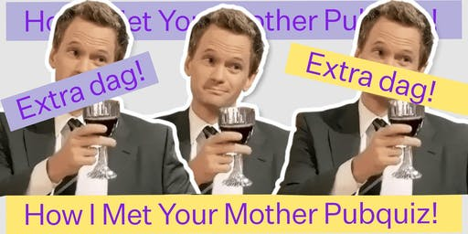 Filmcafé | How I Met Your Mother Pubquiz! *extra dag!