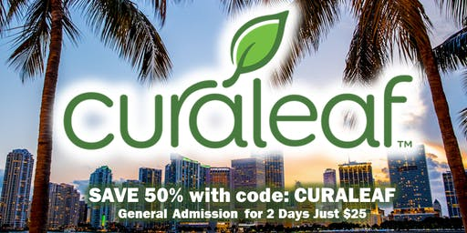 Curaleaf at the Hemp & Health Expo Hosted by Florida Cannabis Coalition