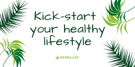 Kick-start Your Healthy Lifestyle tickets