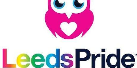 Link Up North: Leeds Pride tickets