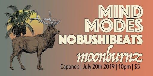 Mind Modes with Nobushi and Moonburnz