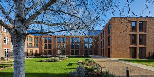 RIBA East Great British Buildings Talks and Tours: Dorothy Garrod Building, Newnham College