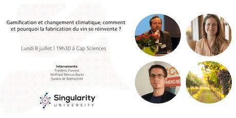 Gamification et changement climatique, comment et pourquoi la fabrication du vin se réinvente ? billets