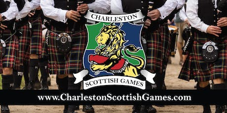 48th Annual Charleston Scottish Games & Highland Gathering tickets