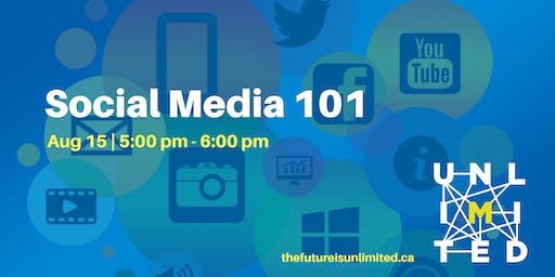 Social Media 101 (Webinar)