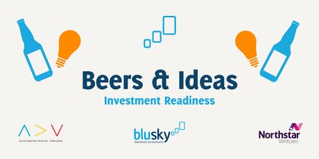 Beers & Ideas series: Investment Readiness tickets