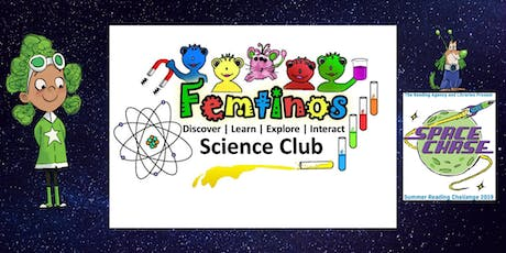 Moon Landing Fun for Families with Femtinos tickets