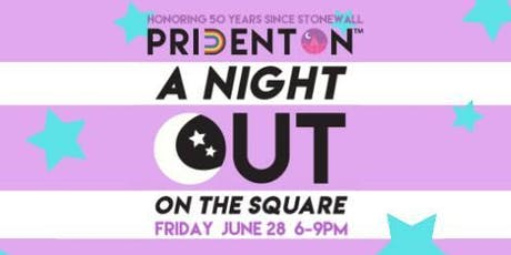 A Night OUT on the Square tickets