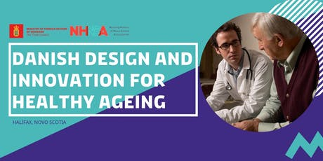 Danish Design and Innovation for Healthy Ageing  tickets