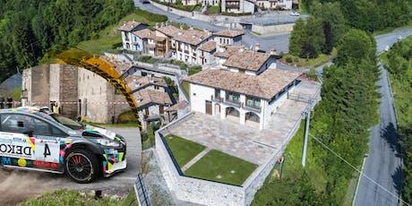 Vivi il 34° Rally delle Prealpi Orobie con l'Osteria al Borgo Antico biglietti