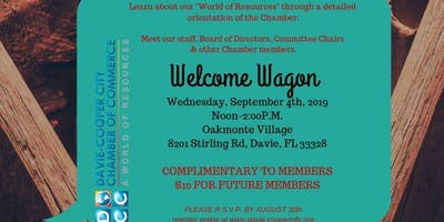 Welcome Wagon at Oakmonte Village of Davie