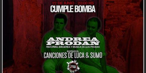 Andrea Prodan - Historia, Imágenes y Música de los Prodan