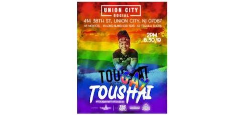 Tougay with Toushai tickets