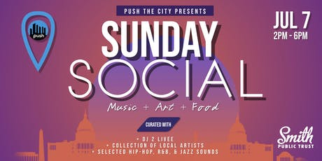 Sunday Social - Music | Art | Brunch tickets