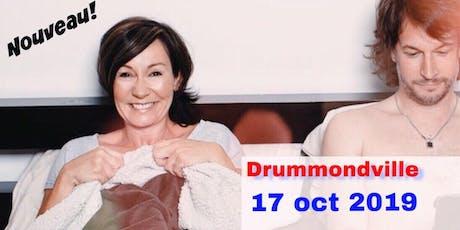 La vie de couple! Drummondville 17 octobre 2019  Josée Boudreault billets