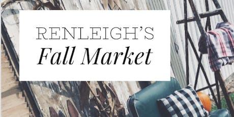 Renleigh's Fall Market tickets