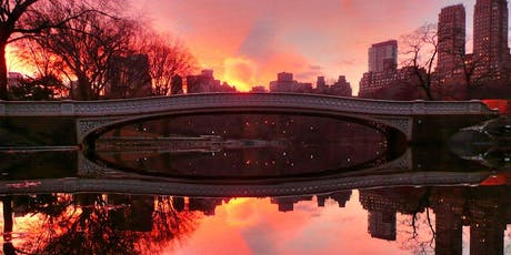 Sunset Painting In Central Park - A Bucket List Event tickets