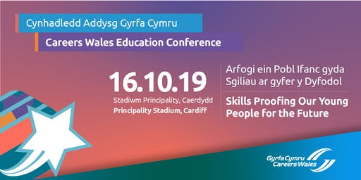 Cynhadledd Addysg Gyrfa Cymru / Careers Wales Education Conference