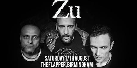 ZU tickets