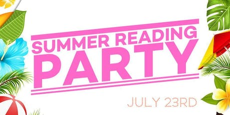 Summer Reading Party tickets