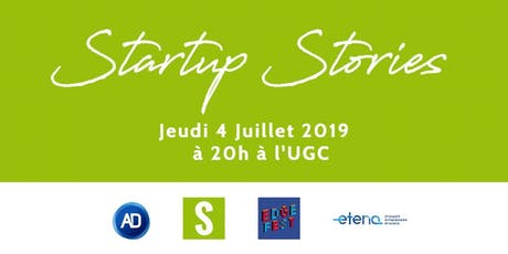 Startup Stories - EdgeFest2019 tickets