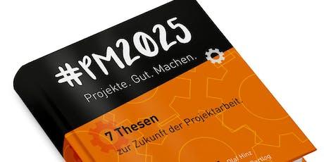 Meetup #PM2025 | Zurück zu den Wurzeln: Projektarbeit in Zeiten von VUCA Tickets
