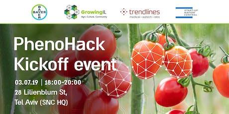 PhenoHack Kickoff Event tickets