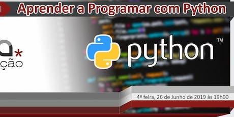 Aprender a Programar com Python tickets