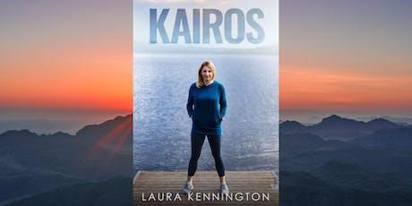 Kairos: Book Launch! tickets