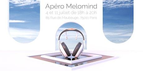 Apéro Melomind - Les neurosciences peuvent-elles nourrir mon métier ? billets