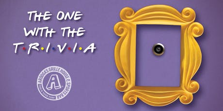 Arooga's Warwick 'Friends' Trivia Night - Win Great Prizes tickets