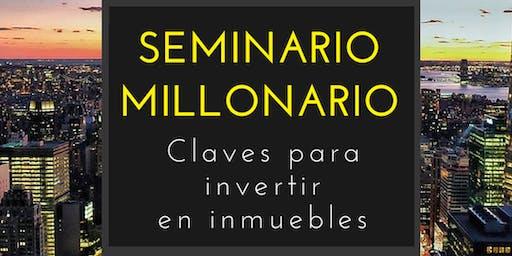 SEMINARIO MILLONARIO 2019