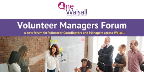 Volunteer Managers Forum tickets