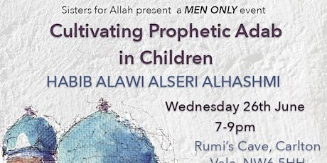 Cultivating Prophetic adab in children tickets