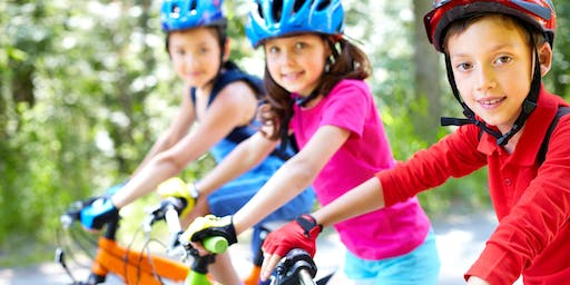 Bike Maintenance and Cycling Safety Workshop (children)