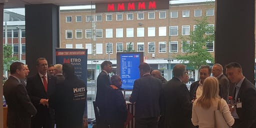 Metro Bank PLC- Crawley - Networking Drinks Event