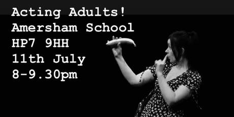 Acting Adults! tickets