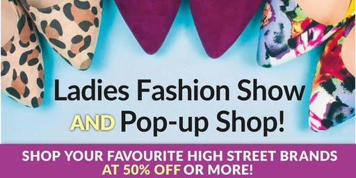 Fundraising fashion show & discount shop Abingdon