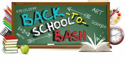 The ROCK's Back to School Bash