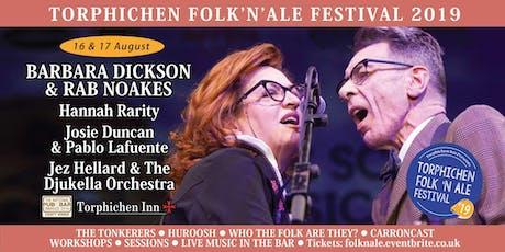 Torphichen Folk'n'Ale Festival 2019 tickets