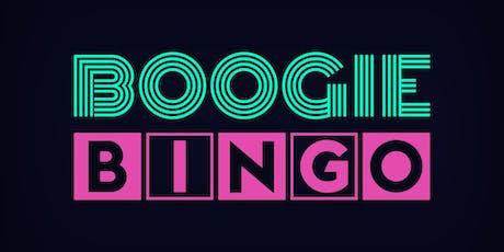 £28.00pp Boogie Bingo tickets