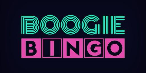 £28.00pp Boogie Bingo