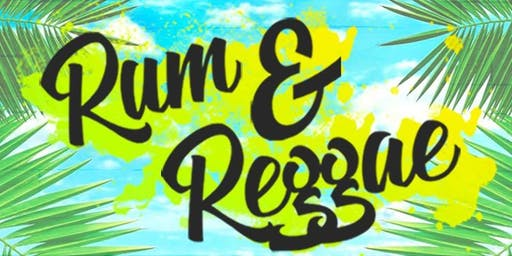 Rum + Reggae w/Legend!