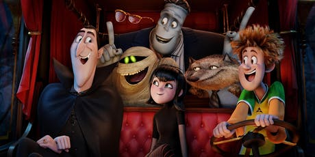 Family Film Screaming: Hotel Transylvania tickets