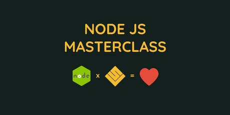 Node.js Masterclass by Benoit Fillon, CTO SkillValue tickets