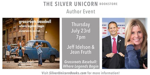Author Event: Jeff Idelson and Jean Fruth